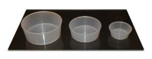 Чашечки лабораторные