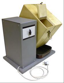 Установка для определения крошимости гранул