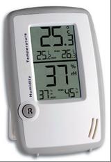 Психрометр-гигрометр TFA, купить электронный психометр-термометр для определения влажности и температуры воздуха по низким ценам в Украине - Аналит-Прибор