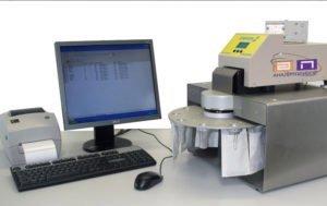 Счетчик зерна CONTADOR 2 и прибор для расфасовки CONTAFILL 2