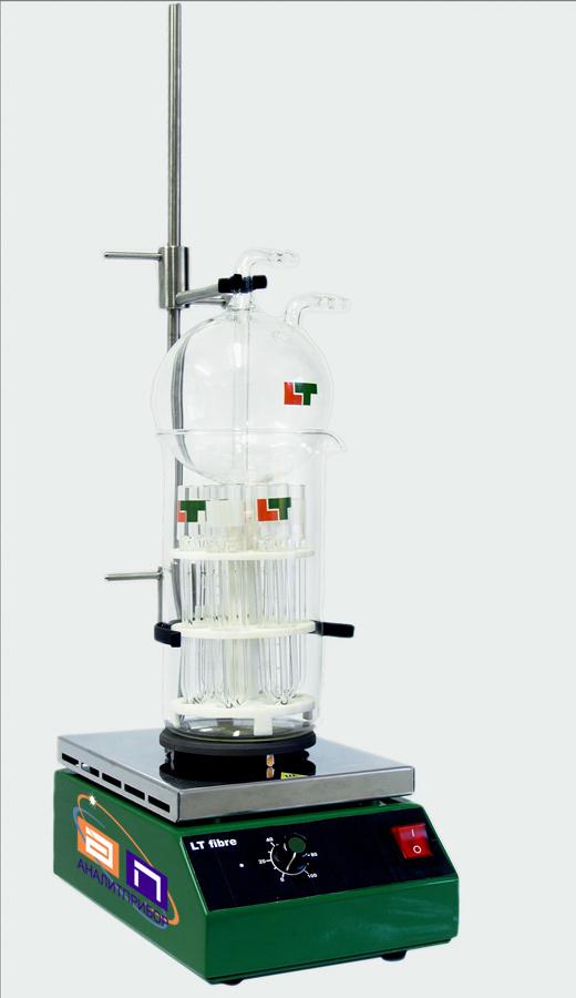 Приборы для определения клетчатки